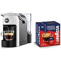 Lavazza Caffè Jolie + 64 Capsule Crema e Gusto, 1250 W, 0.6 Litri, Bianco