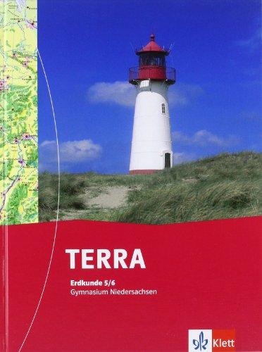 TERRA Erdkunde für Niedersachsen - Ausgabe für Gymnasien (Neue Ausgabe) / Schülerbuch 5./6. Schuljahr