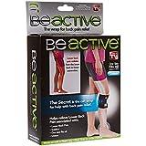 Be ACTIVE Jambe Acupression Brace pour Traitement de Dos, Douleur à La Hanche, Sciatique - 2 Pièces par Home Care Wholesale®