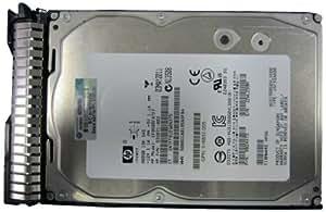 """Hewlett Packard Enterprise 653952-001 600Go SAS disque dur - disques durs (3.5"""", 600 Go, 15000 tr/min, SAS, Disque dur)"""