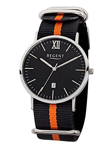 R27 - reloj de hombre con correa de tela Regent 11110718