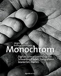 Monochrom: Digitale Schwarzweißfotografie: Schwarzweiß sehen, fotografieren, bearbeiten, drucken