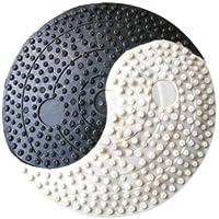 FreshGadgetz Fußakupunktur-Matte + Blutumlauf fördert (Black & White) preisvergleich bei billige-tabletten.eu