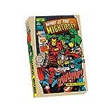 top trumps Marvel Comic Retro Mini Jeu de Cartes