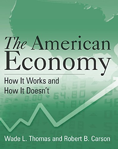 The American Economy: A Student Study Guide (English Edition) - Carson Pull