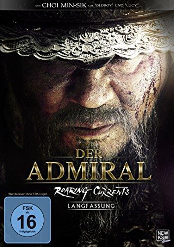 Der Admiral: Roaring Currents (Langfassung) [DVD] Preisvergleich