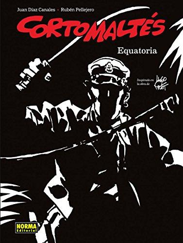 Descargar Libro Corto Maltés. Equatoria. Edición BN de Rubén Pellejero Juan Díaz Canales