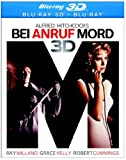 Alfred Hitchcocks Bei Anruf Mord [Blu-ray 3D] -