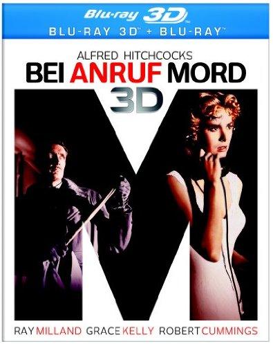 Bild von Alfred Hitchcocks Bei Anruf Mord [Blu-ray 3D]