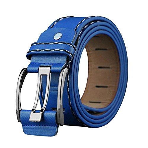 Casual Fashion Belt - Pantalons décontractés pour hommes et femmes avec  différents pantalons 64212a4a9ad