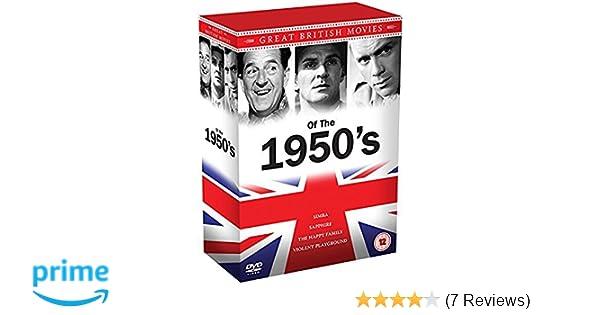 1950s Great British Movies [DVD]: Amazon co uk: Dirk Bogarde, Donald