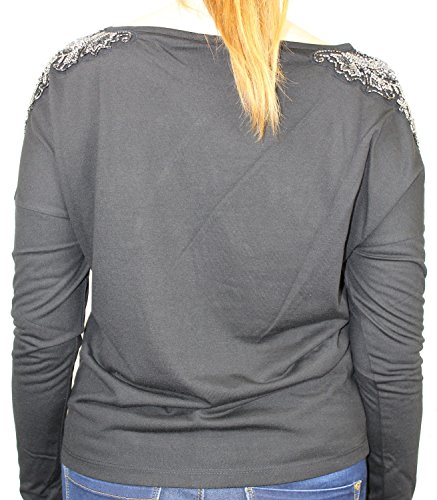 Thin knitted sweater onlMIRABELLA by Only Black