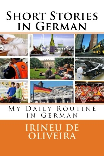 Short Stories in German: My Daily Routine in German