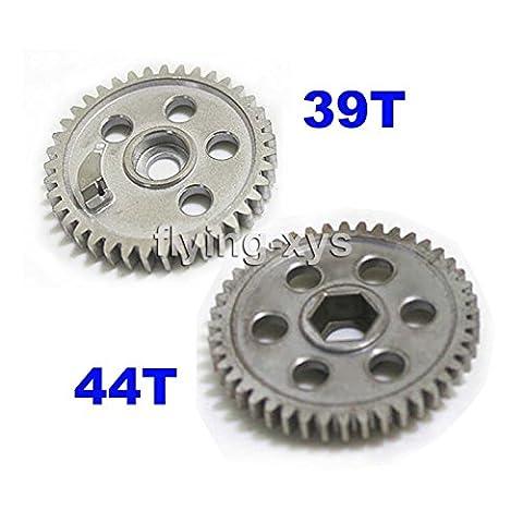 Rcmodelpart HSP 39T 44T Throttle Gear Upgrade Steel Diff. Gear