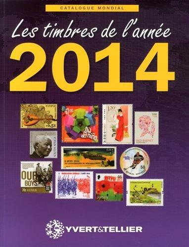 Catalogue de timbres-poste : Nouveautés mondiales de l'année 2014