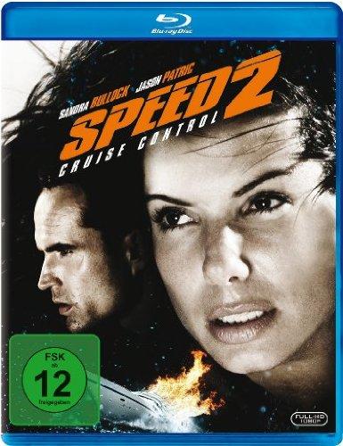 Speed 2 - Cruise Control [Blu-ray] -
