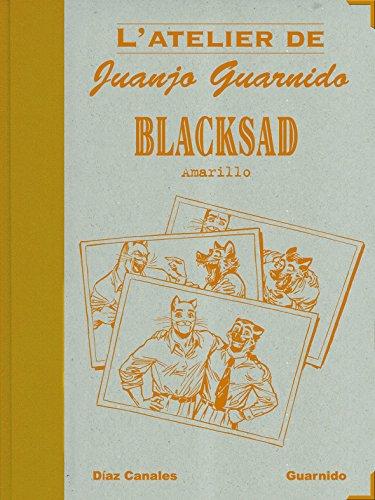 Blacksad Amarillo, tirage de tête, numéroté et signé par Guarnido