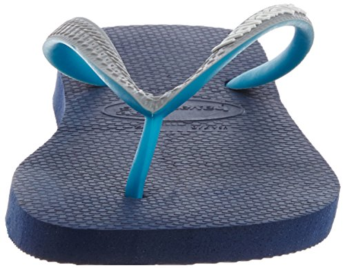 Havaianas - Top Mix - Flip Flops - Unisexe Gris (Navy/Grey/Green 0747)