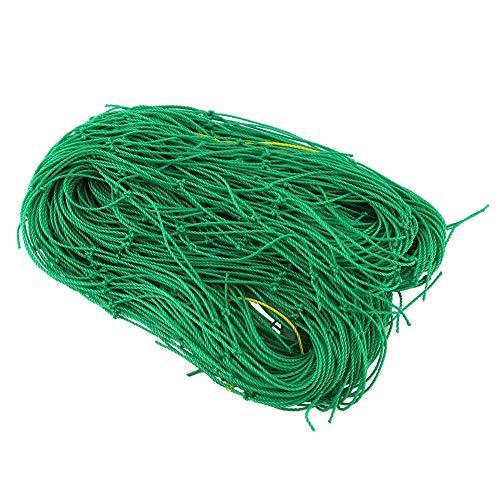 Sorand Vines Support, Plant Ties Anti-Vogel-Netz mit Nylon-Kabelbindern Protector Support zum Klettern von Gemüse und ausgedehnten Früchten, Vine und Veggie (Tie Vogel Clip)