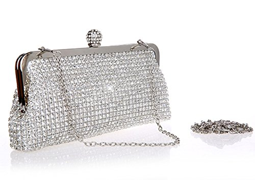 diamante/Borsa a mano donna/ borsa da sera moda-A A