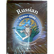 Power-Glide Russian Ultimate Adventure Course [With Book]