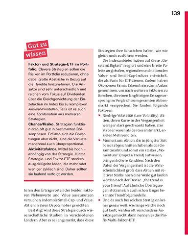 Ansicht vergrößern: Anlegen mit ETF: Geld bequem investieren mit ETF und Indexfonds