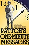 Patton's One-Minute Messages: Tactical Leadership Skills of Business Managers (English Edition)