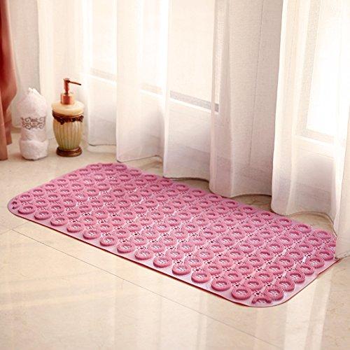 DXG&FX Teppich/dusche/Bad/Anti-Schleudern/wasserdicht/fußmatte-A 58x89cm(23x35inch) (58-zoll-dusche)
