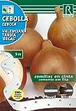 Semillas PRE-SEMBRADAS en cintas - Cebolla Valencian