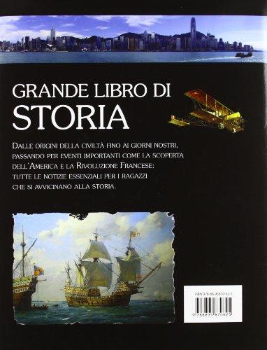 Zoom IMG-1 il grande libro di storia