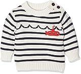 Absorba Sweater, Jersey para Bebés, Beige (Ecru), 0-3 Meses