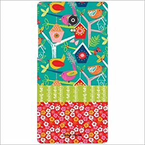 Design Worlds - Lenovo Vibe P1 Designer Back Cover Case - Multicolor Phone ...
