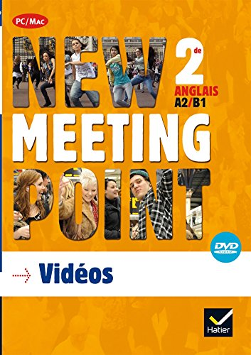 New Meeting Point 2nde éd. 2014 - DVD vidéo + images fixes
