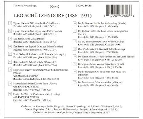 Lebendige Vergangenheit - Léo Schützendorf