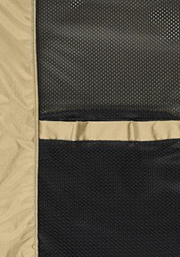 ... BLEND Finn Herren Übergangsjacke Kapuzenjacke aus hochwertiger  Baumwoll-Mischung Safari Brown (75115) 6879a368a9