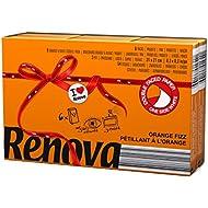 Renova Pañuelos de bolsillo Red Label Naranja aroma Efervescente - 6 paquetitos
