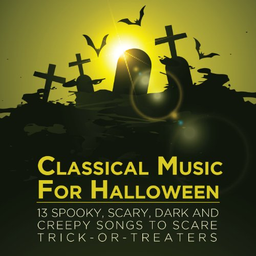 Halloween: 13 Spooky, Scary, Dark and Creepy Songs to Scare Trick-Or-Treaters ()