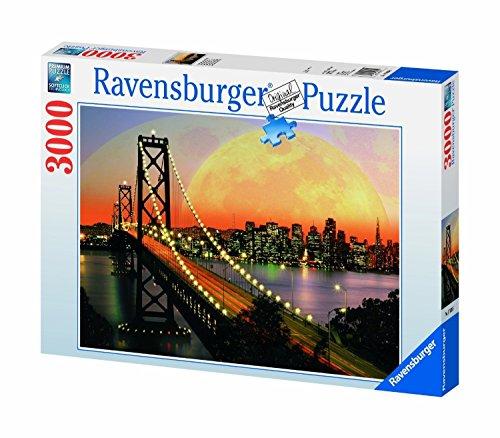 Ravensburger 17039 - San Francisco bei Nacht