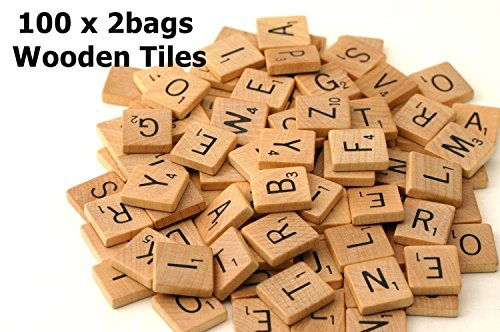 wood-scrabble-tiles-new-scrabble-letters-great-for-crafts-pendants-spelling-200pcs-wooden-of-two-pac