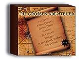 Die großen Abenteuer. 8 CD