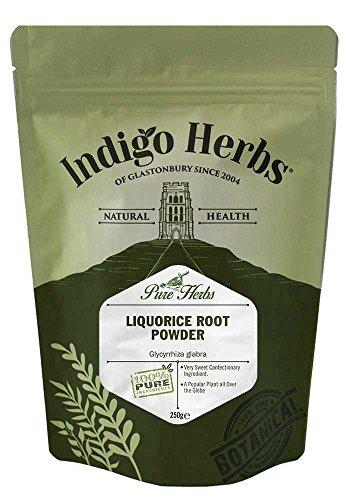 Indigo Herbs Radice di Liquirizia in Polvere 250g