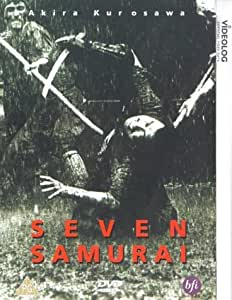 The Seven Samurai [Import anglais]