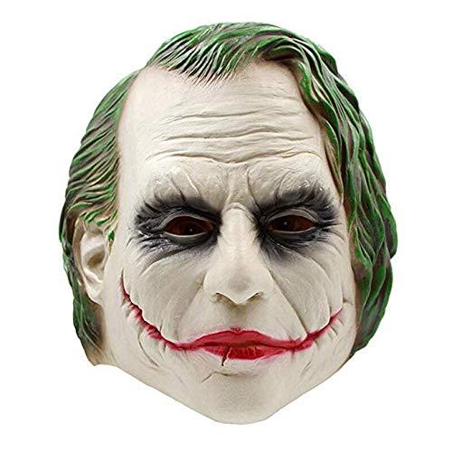 Clown Maske Batman Kostüm Cosplay Film Erwachsene