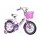 FINLR-Kinderfahrräder Nette Jungen Und Mädchen Kinderfahrrad 3 Farben In Größe 12