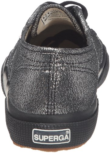 Superga 2750-Lamew, Scarpe da Basket Unisex – Adulto Nero (Full Black)