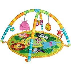 WinFun- Gimnasio para bebés Jungla (Colorbaby 46321)