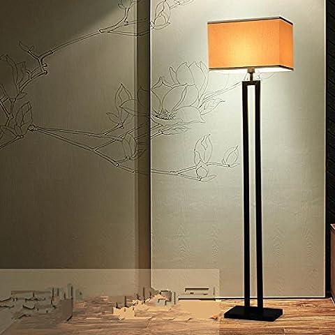 LLYY-Ferro da stiro di nuovo stile classico creativo minimalista moderna ombra cinese panno tabella verticale lampada lampada da terra floor lamp-LYA