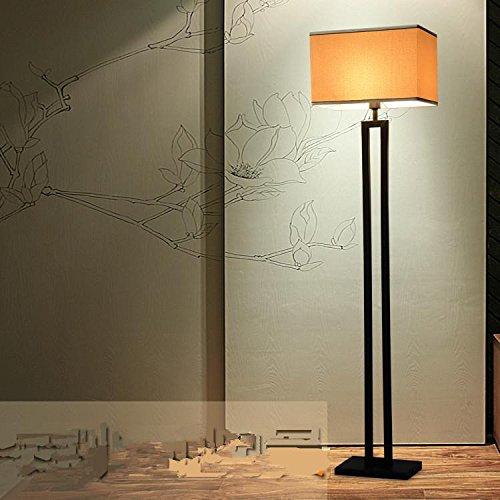 SBWYLT-Ferro da stiro di nuovo stile classico creativo minimalista moderna ombra cinese panno tabella verticale lampada lampada da terra floor lamp