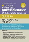 Oswaal Kerala SSLC Question Bank for Class 10 Mathematics (Part-1) with Complete Solutions