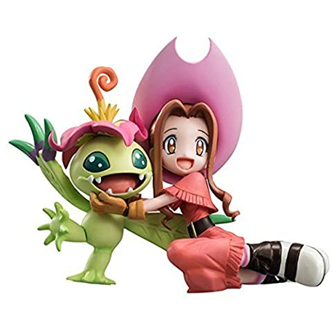 G.E.M. series Digimon Adventure Tachikawa Mimi & Palmon